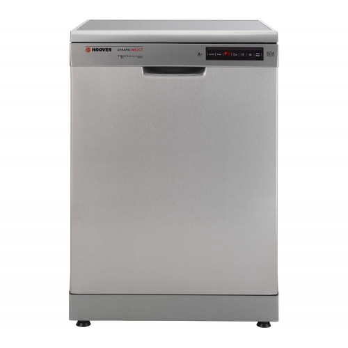 HOOVER HDP1D039X Full-size Dishwasher - Stainless Steel