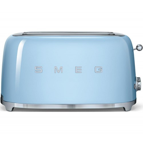 SMEG 4-SLICE TOASTER - BLUE