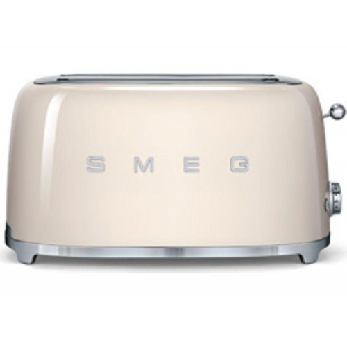 SMEG 4-SLICE TOASTER - CREAM