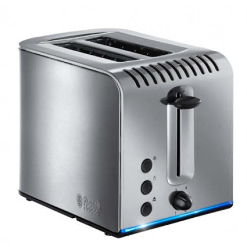 Russell Hobbs Buckingham Stainless Steel 2 Slice Toaster 20740