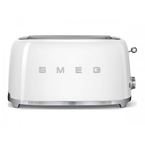 SMEG 4 SLICE TOASTER - WHITE