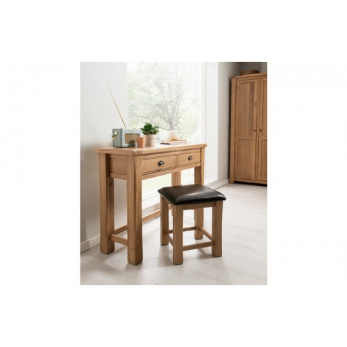 Breeze Dressing Table & Stool Set