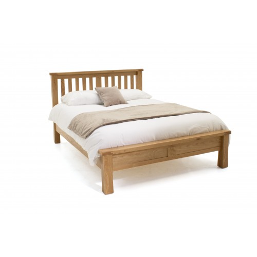 Breeze Bed - 5' Low Footboard