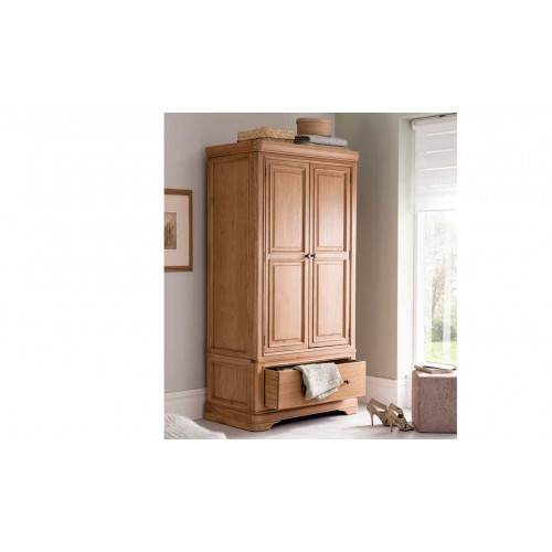 Carmen Wardrobe - 2 Door/1 Drawer