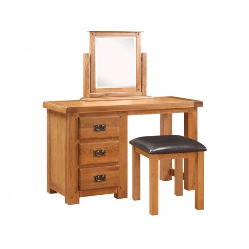 Henri Oak Dressing Table