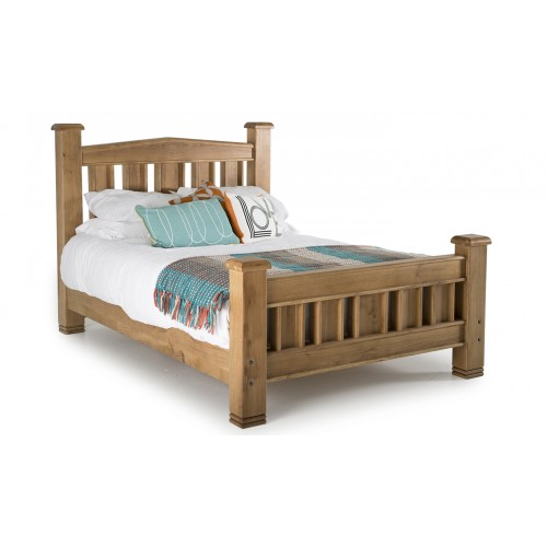 York Bed - 4'6