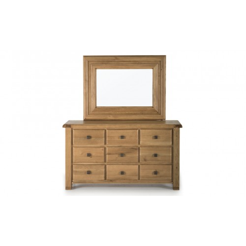 York Dressing Chest - 9 Drawer