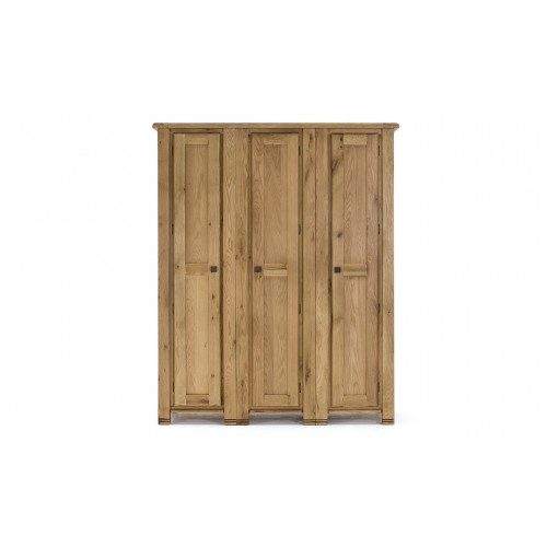 York Wardrobe - 3 Door
