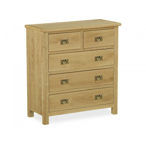 Aylesbury Compact 2 over 3 Drawers