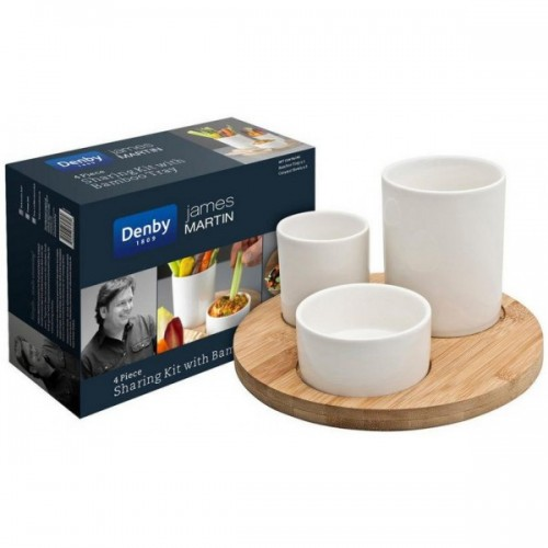 James Martin 4 Piece Sharing Kit