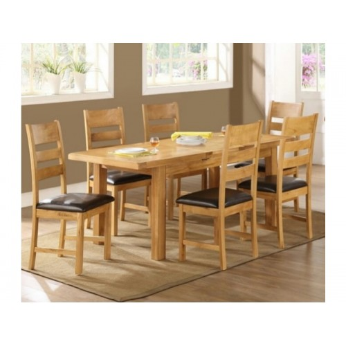 Sorrento Dining Table & 6 Chairs