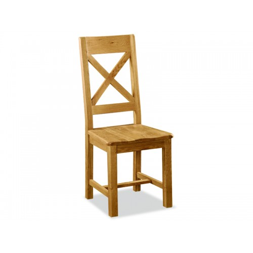 Aylesbury Cross Back Dining Chair
