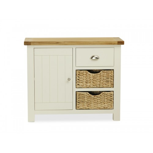 Country Cream Small Sideboard