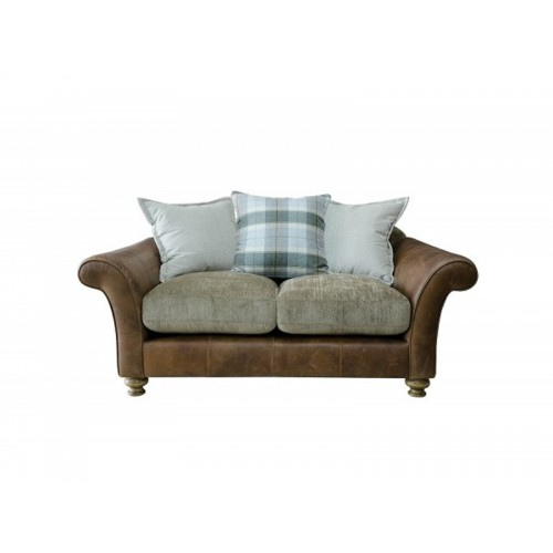 Lawrence 2 seater sofa pillow back