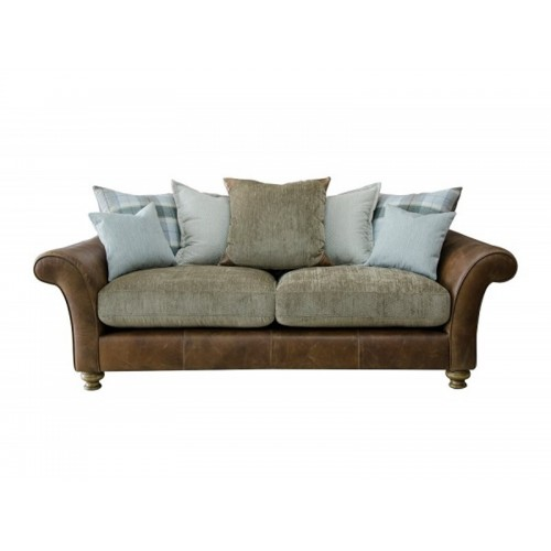 Lawrence 3 seater sofa pillow back
