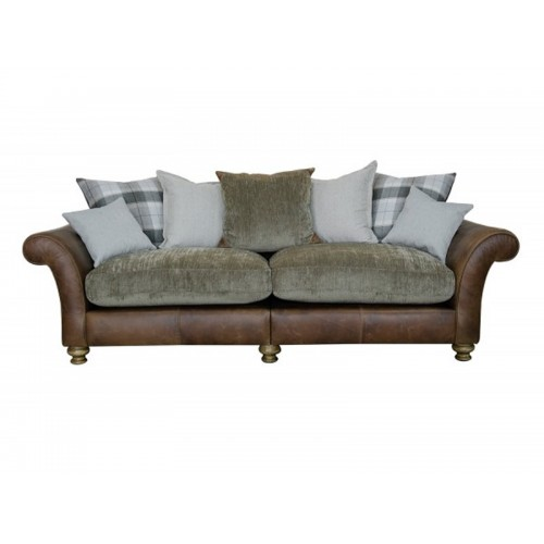 Lawrence 4 seater sofa pillow back