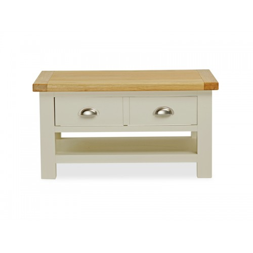 Country Cream Small Coffee Table
