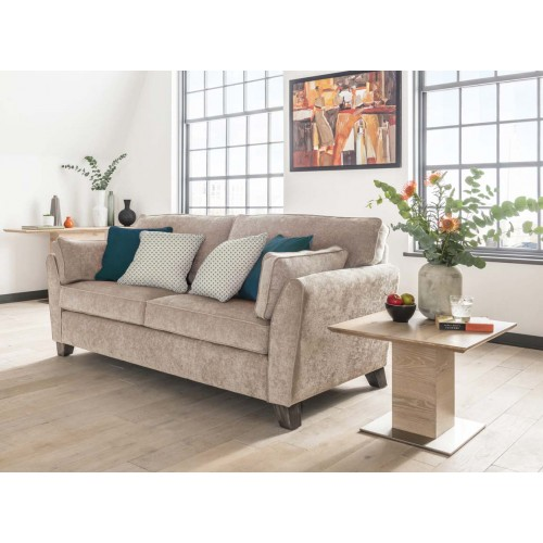 Cantrell 3 Seater - Almond