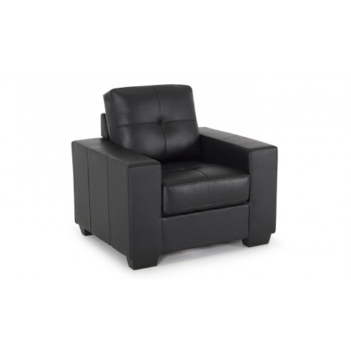 Gemona 1 Seater - Black