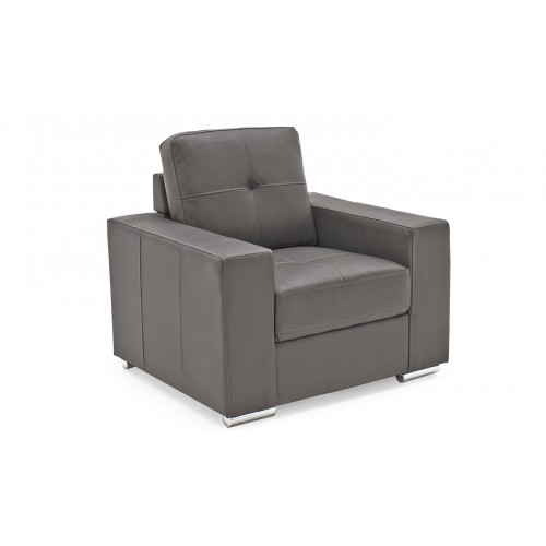 Gemona 1 Seater - Grey
