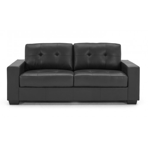 Gemona 3 Seater - Black