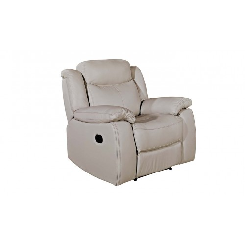 Torretta 1 Seater Recliner - Light Grey