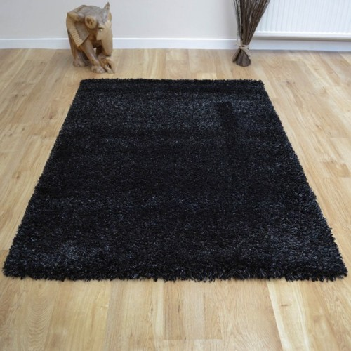 Twilight Black Rug