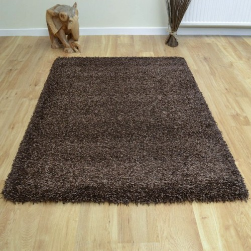 Twilight Chocolate Rug