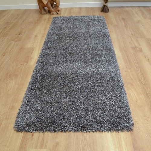 Twilight Chocolate/Silver Rug