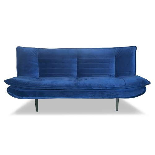 Ethan Sofa Bed - Blue