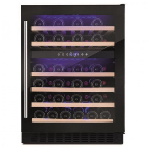 Amica AWC600BL 46 Bottle 60cm Freestanding Wine Cooler