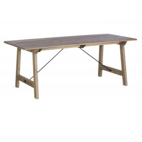 Valetta 200cm Dining Table