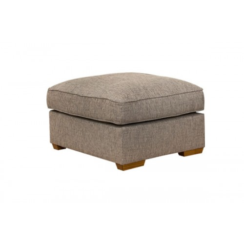 Chicago P Large Footstool
