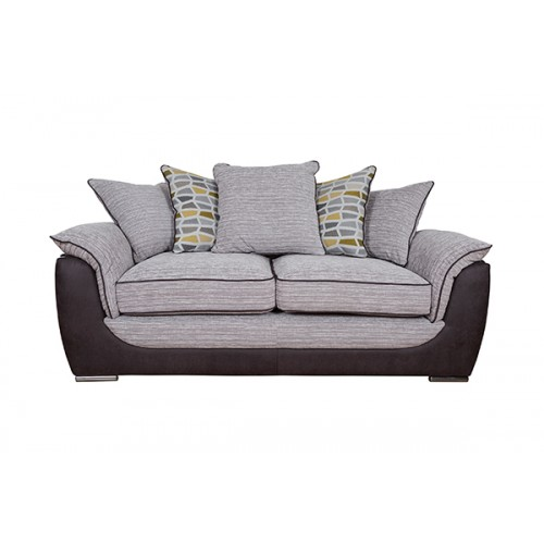 Dillon 3 Seater Sofa - Pillow Back