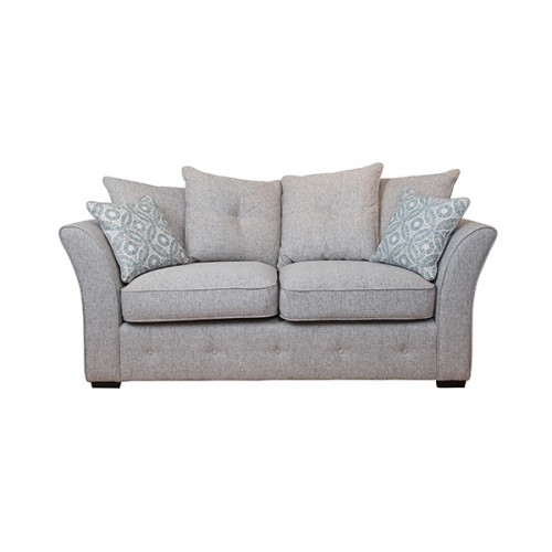 Sienna 3 Seater Sofa  - Pillow Back