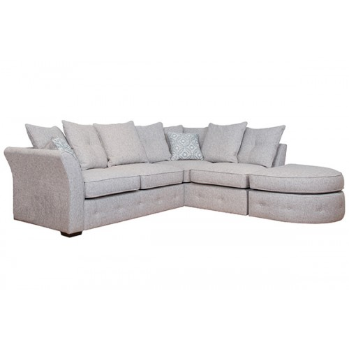 Sienna 3 Piece Corner  - Pillow Back