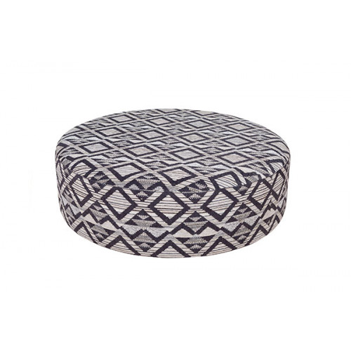 Arc Round Footstool