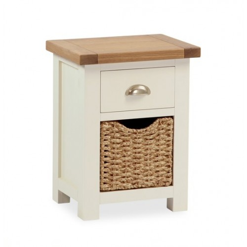 COUNTRY CREAM bedside table