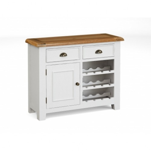 Oldham Painted - Wine Cabinet