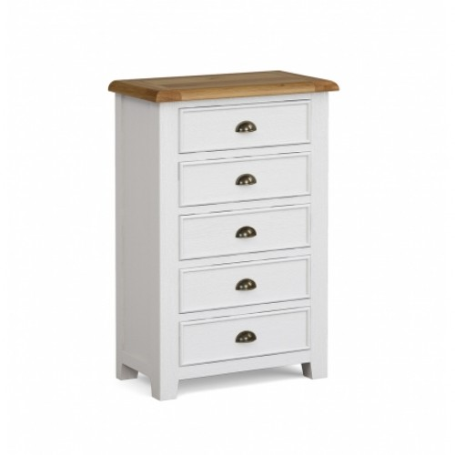 oldham Painted - Chest 5 Drawer