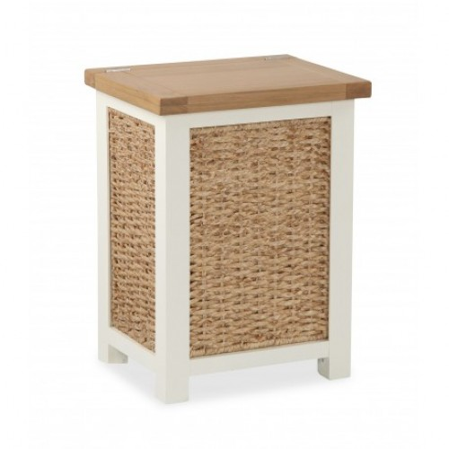 Country Cream LAUNDRY BASKET