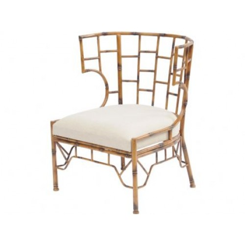 Libra bamboo occasional chair