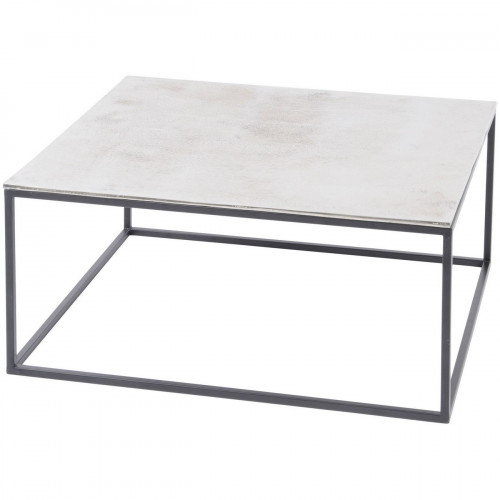 Libra Elements Aluminium and Iron Coffee Table