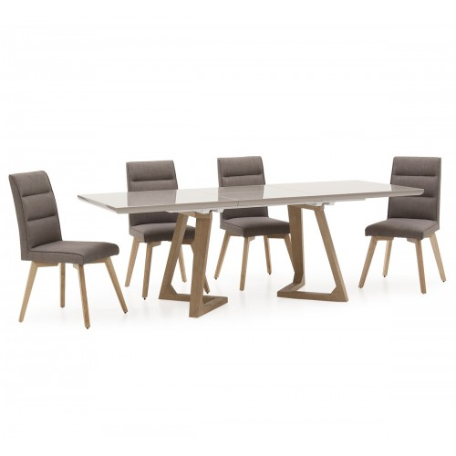 Jenoah Ext. Dining Table - 1600/2200
