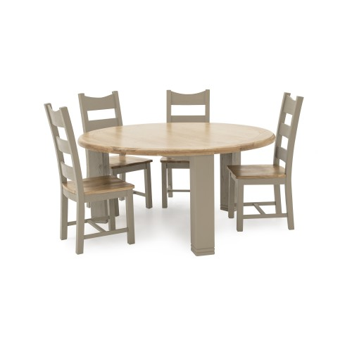 Logan Dining Table - Round 1560