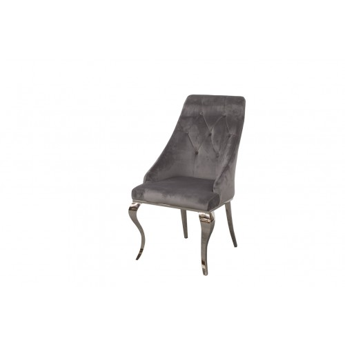 Cassia Dining Chair - Grey