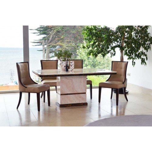Marcello Dining Chair - Beige