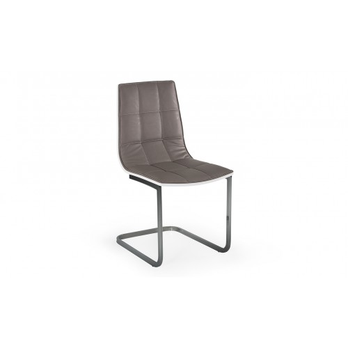 Essence Dining Chair - Brushed Steel Base