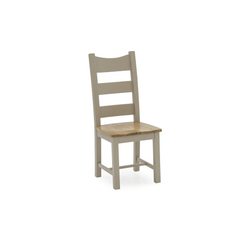 Logan Dining Chair - Solid Seat