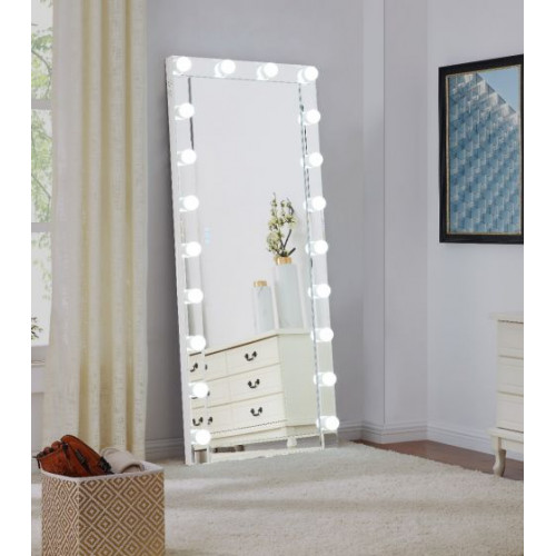 Hollywood Floor Mirror Glass